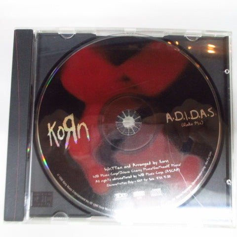 KORN - A.D.I.D.A.S. (US Promo.Picture CD)