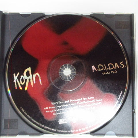 KORN-A.D.I.D.A.S. (US Promo.Picture CD)