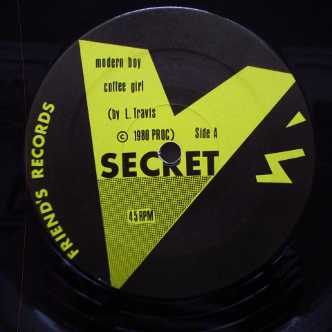 "SECRET V'S - Modern Boy (Canada Orig.12"")"