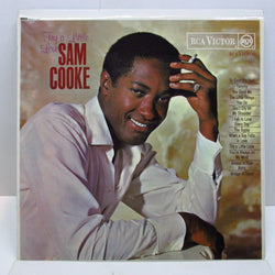 SAM COOKE - Try A Little Love (UK Orig.Mono)