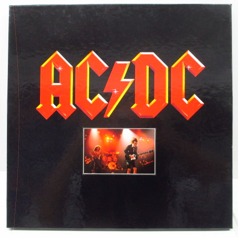 AC/DC - 3 Record Set (German Reissue 3 x LP+Poster/Box)