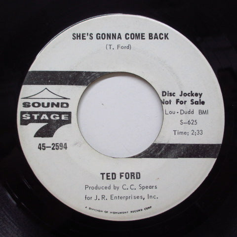 TED FORD - Pretty Girls Everywere (Promo)