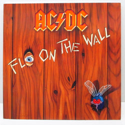 AC/DC - Fly On The Wall (EU Orig.LP)