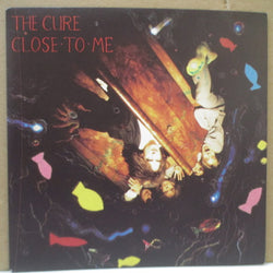"CURE, THE - Close To Me (France Orig.7""+PS)"