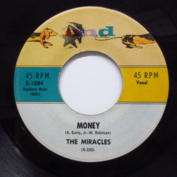 MIRACLES (SMOKEY ROBINSON & THE) - Money / I Cry