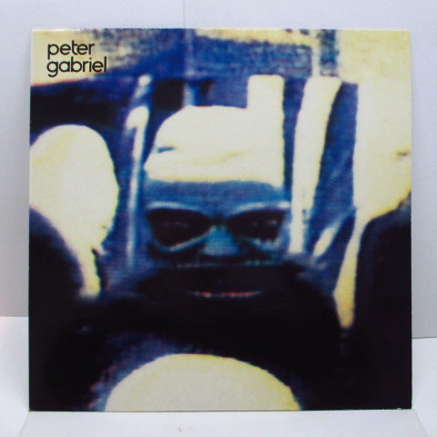 PETER GABRIEL - Peter Gabriel 4 (Security) (UK Orig.)