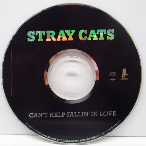 STRAY CATS-Can't Help Fallin 'In Love (Japan Orig.CD)