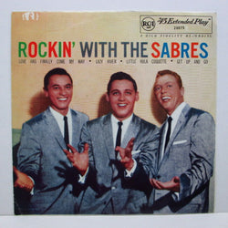 SABRES - Rockin' With The Sabres (OZ EP)