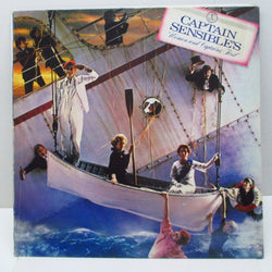 CAPTAIN SENSIBLE - Women And Captains First (UK Orig.LP)