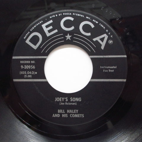 BILL HALEY & HIS COMETS - Ooh! Look-A There, Ain't She Pretty (Orig)