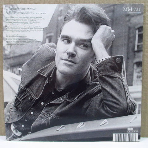 "MORRISSEY - Everyday Is Like Sunday (EU Reissue.7"")"