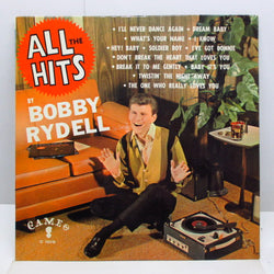 BOBBY RYDELL - All The Hits (US Orig.Mono LP/CS)