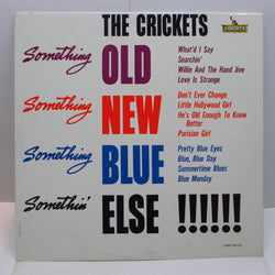 CRICKETS - Something Old, Something New....(US Orig.Mono LP)