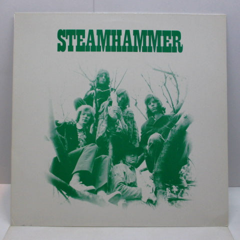 STEAMHAMMER - Steamhammer (1st) (German Re LP)