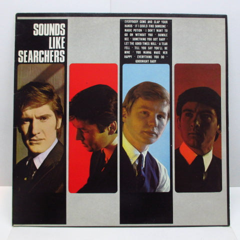 SEARCHERS - Sounds Like Searchers (UK '80 Re Mono/No Barcode)