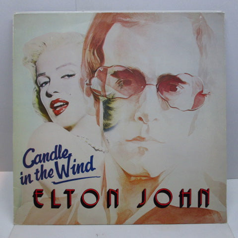 ELTON JOHN - Candle In The Wind (UK Orig.LP)