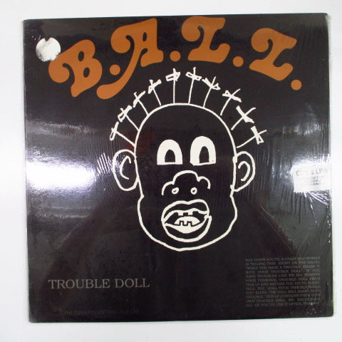 B.A.L.L. - Trouble Doll - The Disappointing 3rd LP (US Orig.LP)