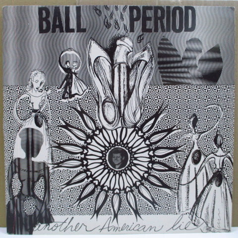 B.A.L.L. - Period - Another American Lie (US Orig.LP)
