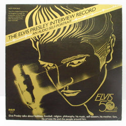 ELVIS PRESLEY - The Elvis Presley Interview Record