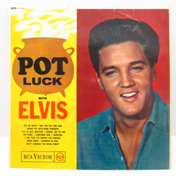ELVIS PRESLEY - Pot Luck (UK '64年Re/MONO)