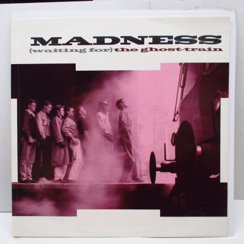 "MADNESS - (Waiting For) The Ghost-Train +2 (UK Orig.12"")"