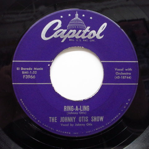 JOHNNY OTIS SHOW - Ring-A-Ling (Orig)