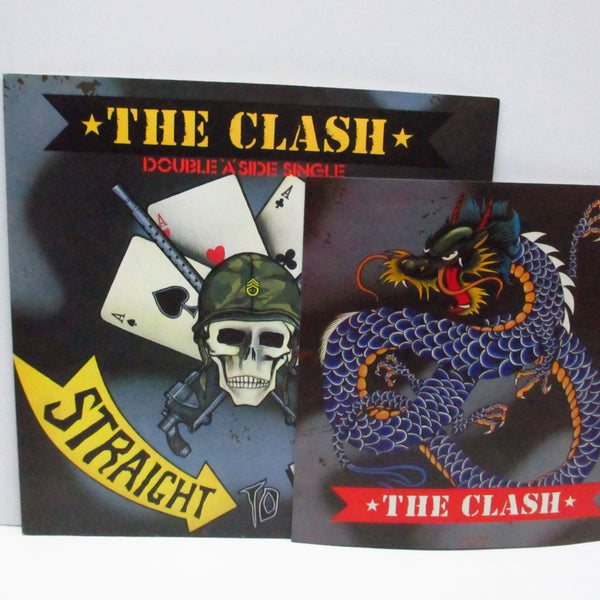 "CLASH, THE - Straight To Hell (UK Orig.7""+Sticker)"