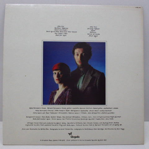 RICHARD & LINDA THOMPSON - First Light (UK Orig.LP)
