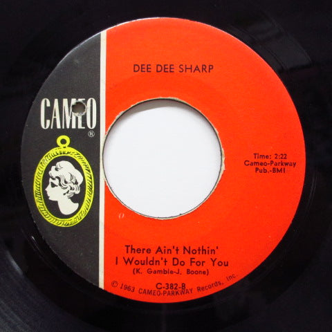 DEE DEE SHARP - There Ain't Nothin' I Wouldn't Do For You