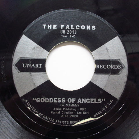 FALCONS - You're So Fine ('59 Reissue Unart-2013/Black Label))