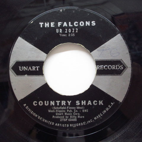 FALCONS - You're Mine / Country Shack