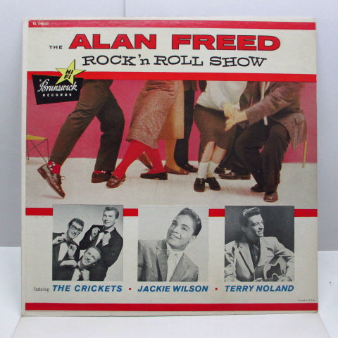 V.A. - The Alan Freed Rock'n Roll Show (US Orig.Mono LP)