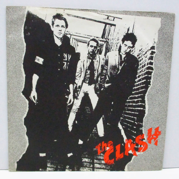 "CLASH, THE - Remote Control (UK Orig.7""/S CBS 5293)"