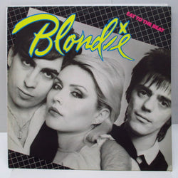 BLONDIE, THE - Eat To The Beat (UK Orig.LP)