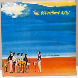 BOOMTOWN RATS, THE - A Tonic For The Troops (UK Orig.LP+2xPoster/CS)