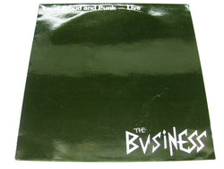 BUSINESS, THE - Loud Proud And Punk - Live (UK Orig.LP)