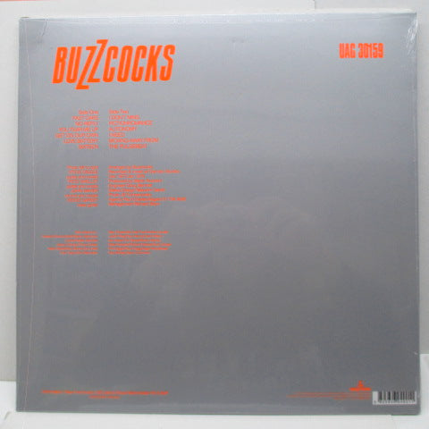 BUZZCOCKS - Another Music In A Different Kitchen (UK RSD Ltd.Orange VInyl LP)