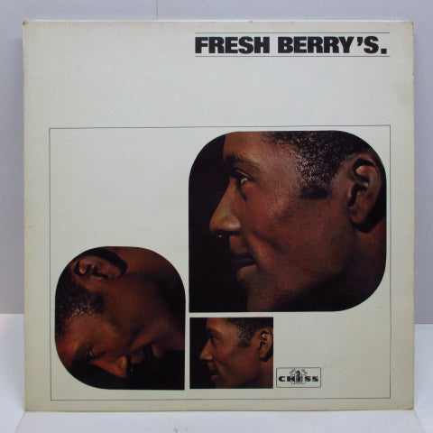 CHUCK BERRY - Fresh Berry's (UK Orig.MONO/CFS)