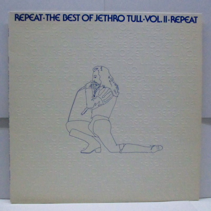 JETHRO TULL - Repeat The Best Of Jethro Tull Vol.2 (UK Orig.LP/Embossed CVR)