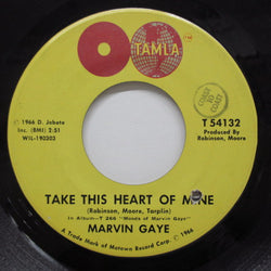 MARVIN GAYE - Take This Heart Of Mine (US 2nd Press)