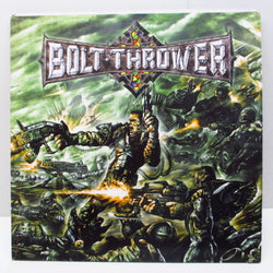 BOLT THROWER - Honour - Valour - Pride (German Reissue 2 x LP+Poster/GS)