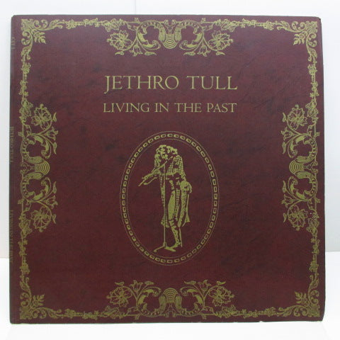 JETHRO TULL - Living In The Past (UK Orig.2xLP+Booklet/GS)