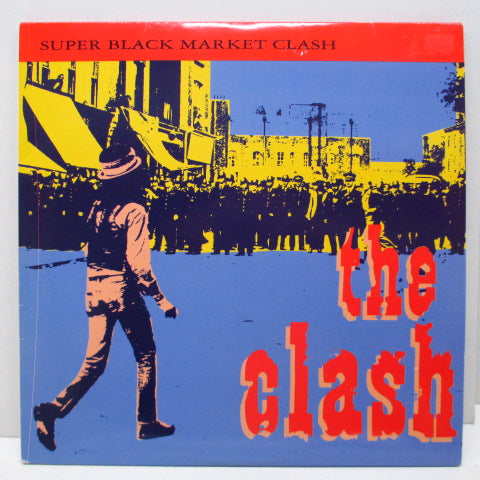 "CLASH, THE - Super Black Market Clash (UK Orig.3 x 10"")"