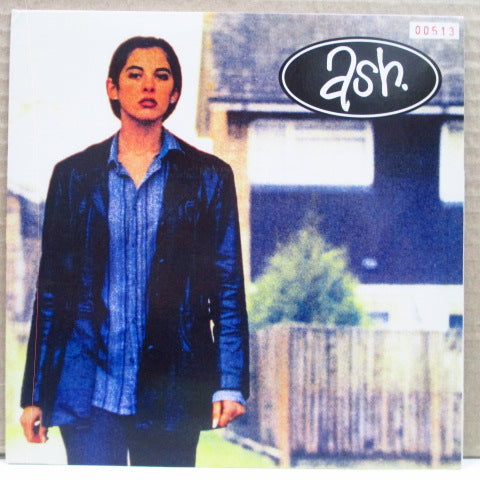 "ASH - Goldfinger +2 (UK Ltd.Clear Vinyl 7"")"