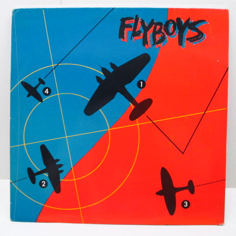 FLYBOYS - S.T. (German Reissue LP)