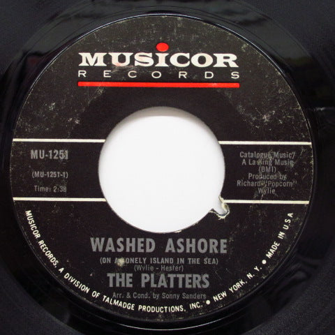 PLATTERS - Washed Ashore / One In A Million