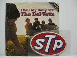 DEL-VETTS - I Call My Baby STP (PROMO+PS)