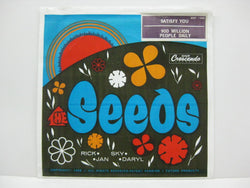 SEEDS - Satisfy You  (US Orig.+PS)
