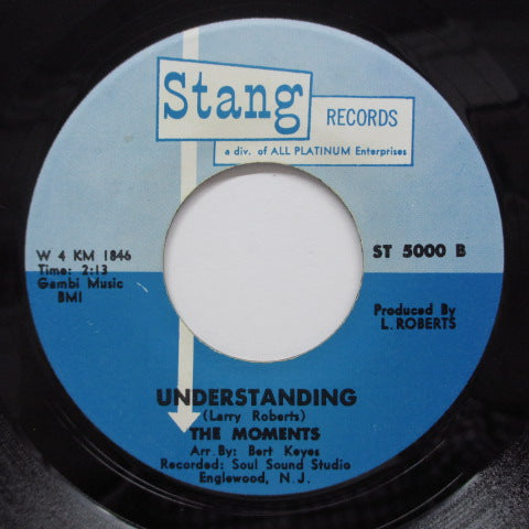 MOMENTS - Understanding (US Orig)