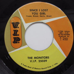 MONITORS - Since I Lost You Girl (Orig)